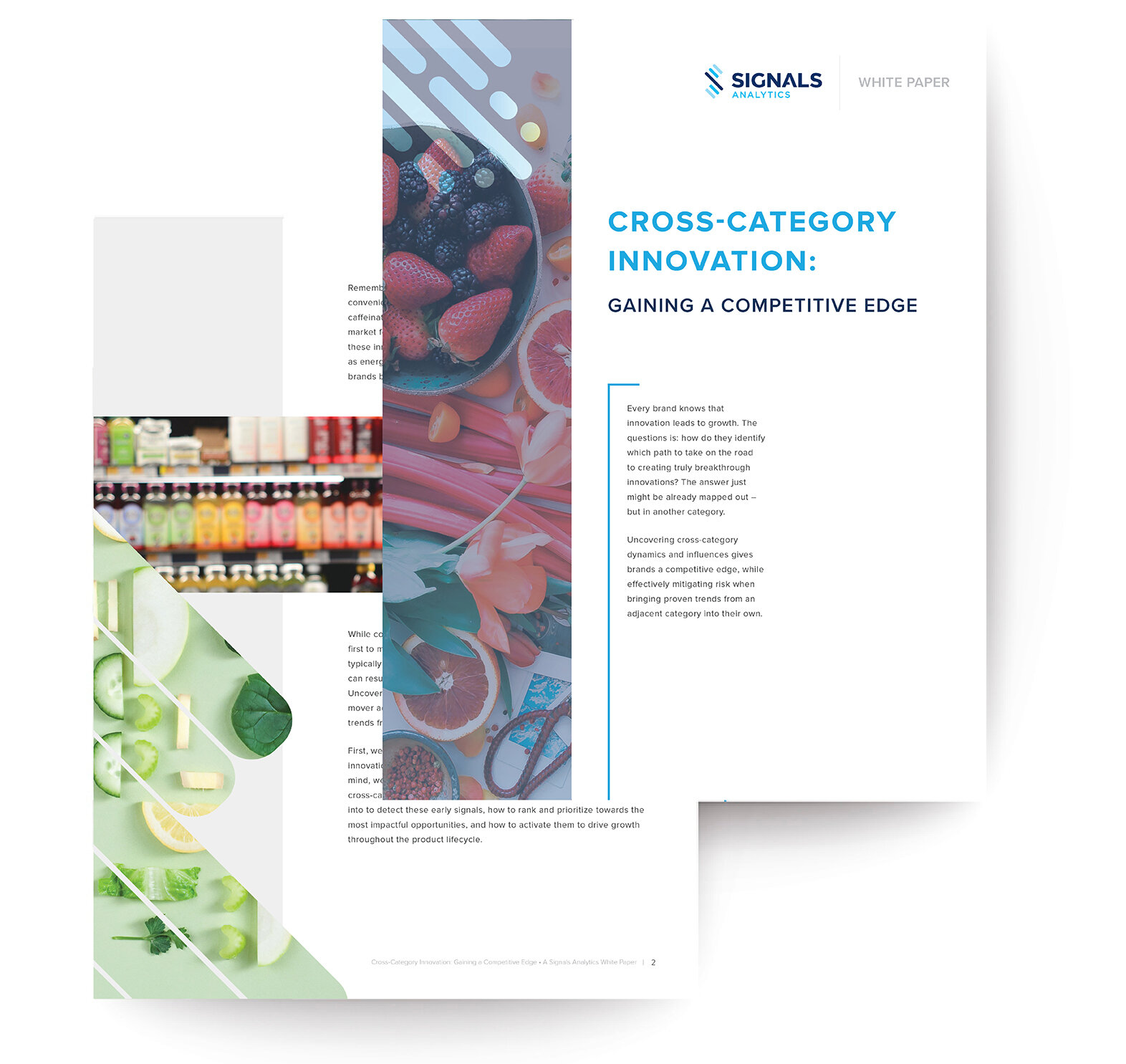 Uncovering cross-category dynamics and influences gives brands the first-mover advantage while mitigating risk.