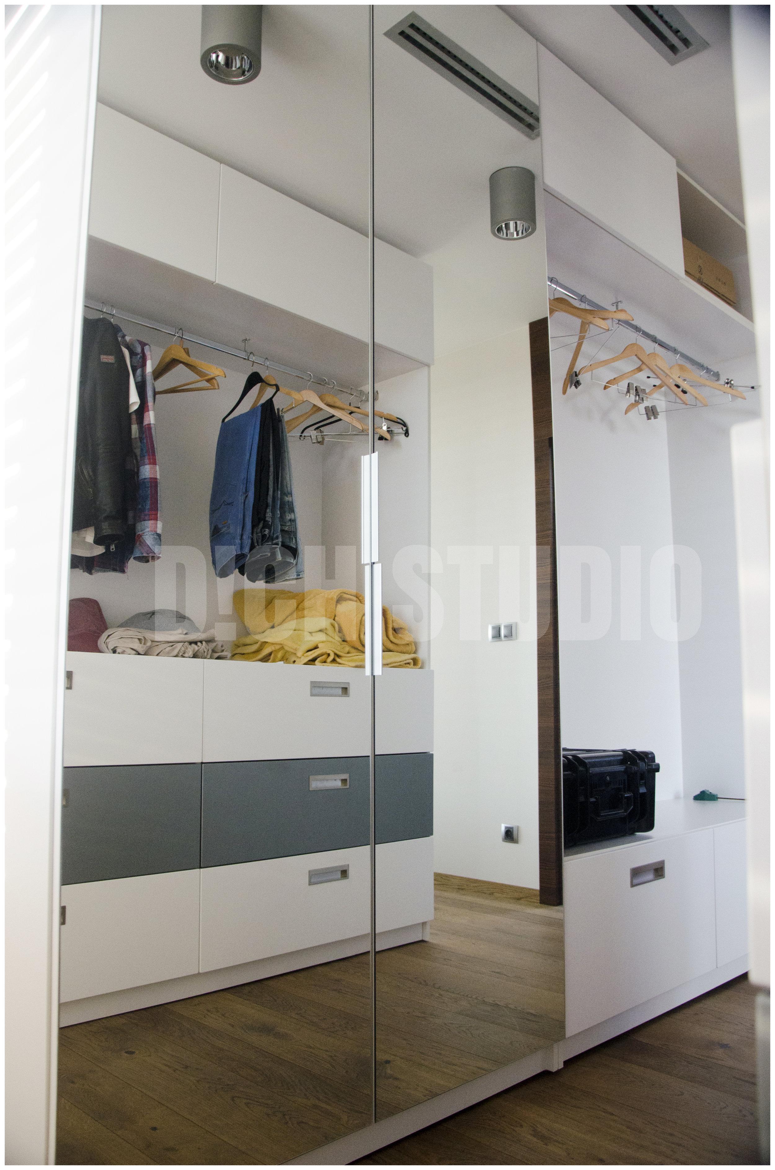 Photo, closet, house near Varna