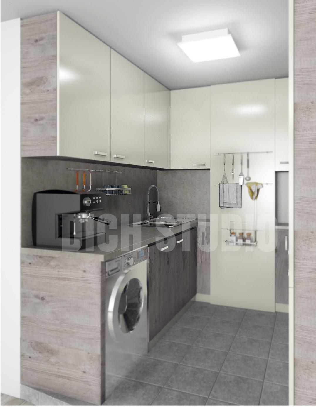 Kitchen project Mladost Sofia