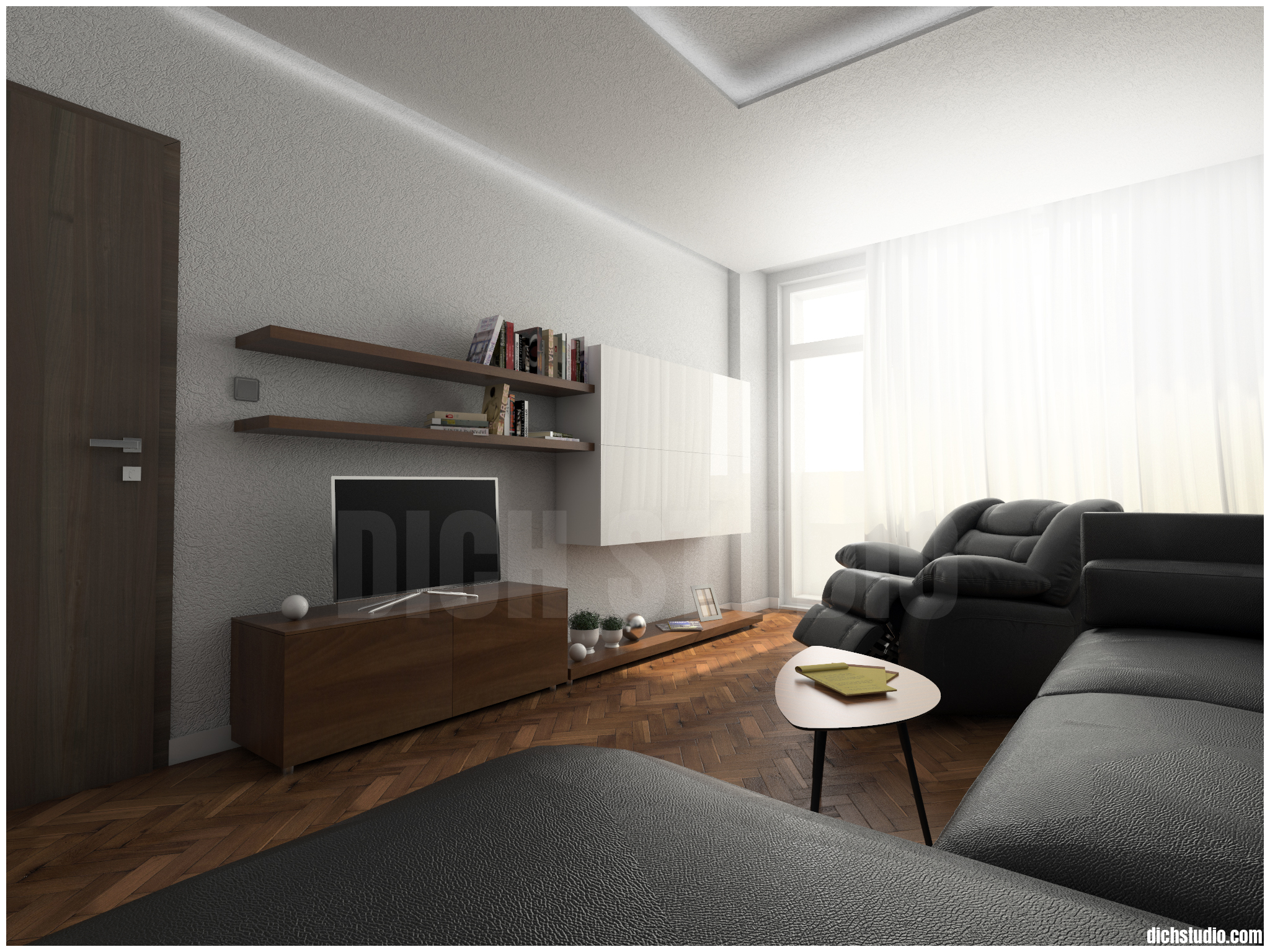 Tv set idea, Sofia