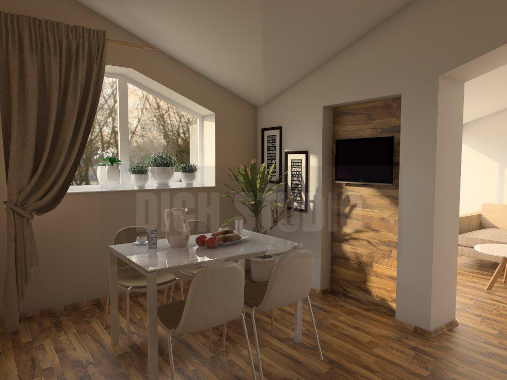 Interior design dinning, Vratsa