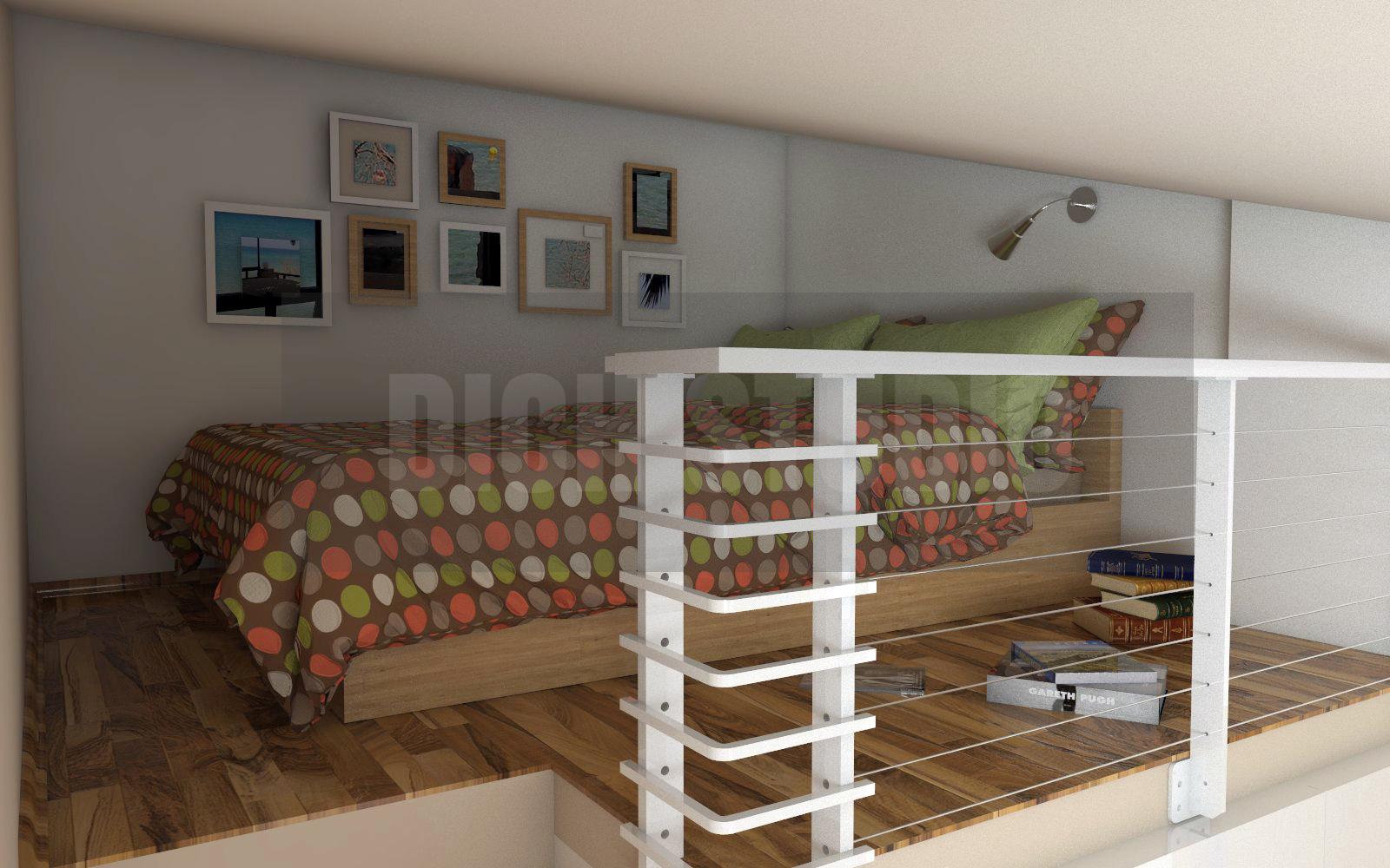 Mezzanine design, Vratsa