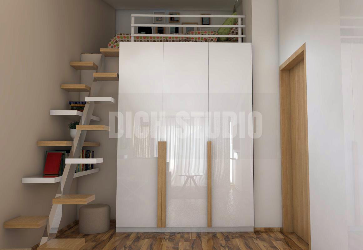 Дизайн на стълба идея