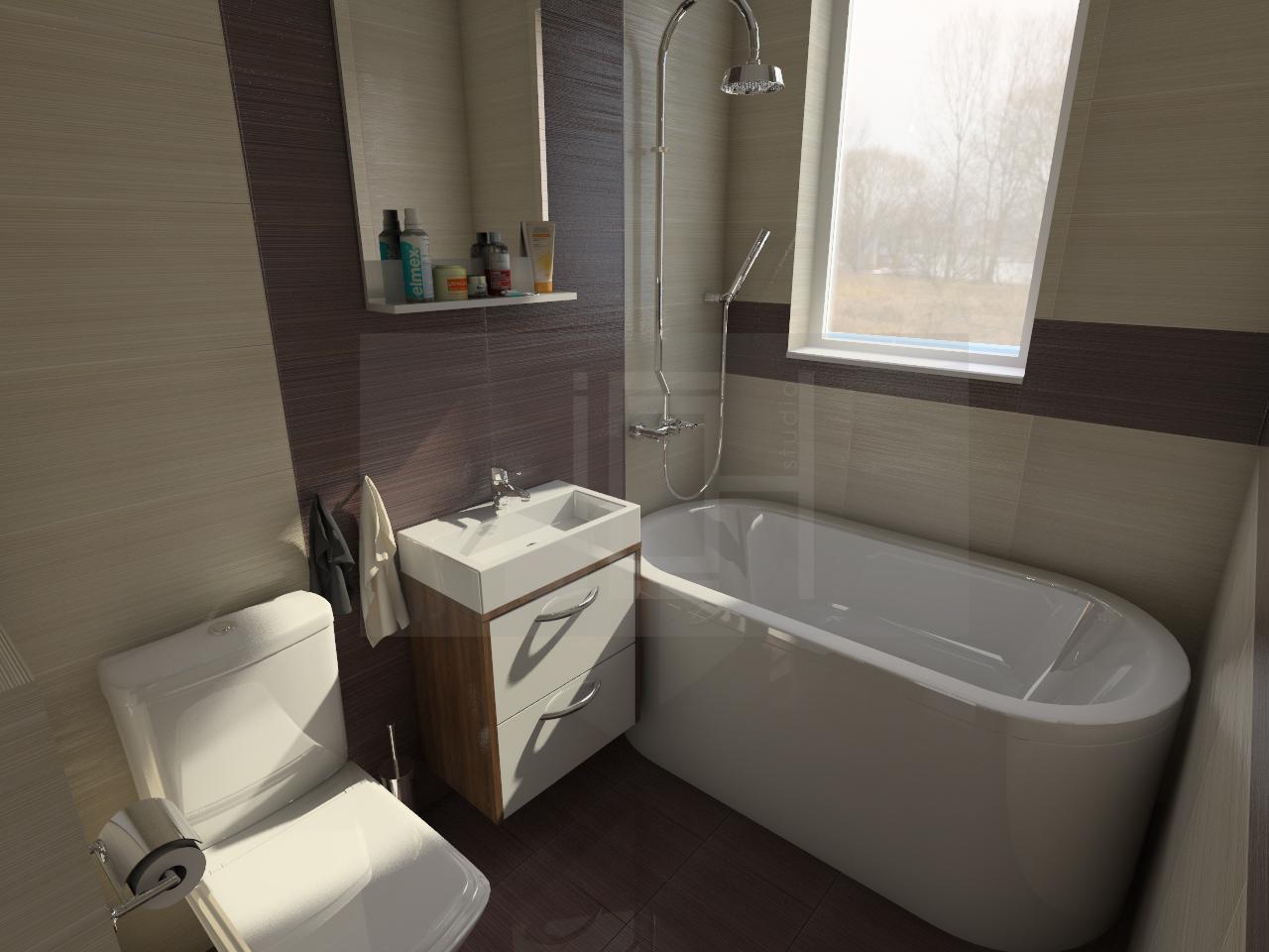 Bathroom design tiles Vratsa