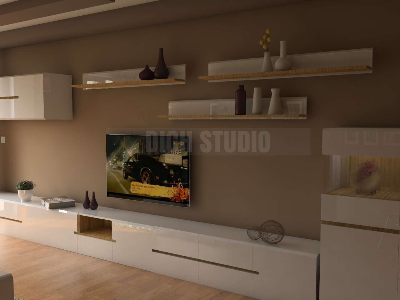 Tv set idea, Reduta, Sofia