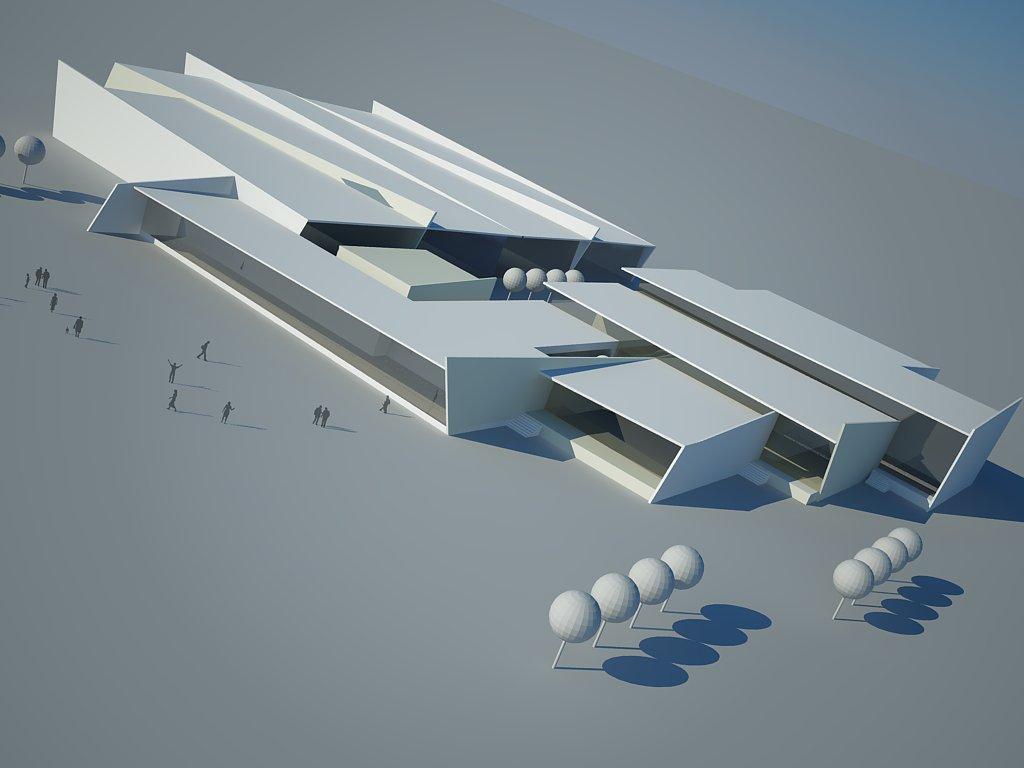 Conceptual design architecture