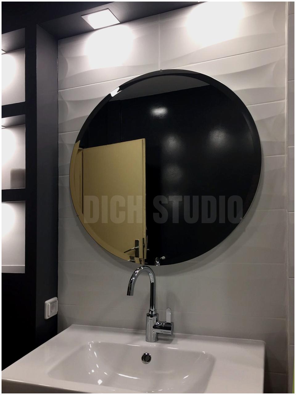 Interior design bathroom mirror Vratsa