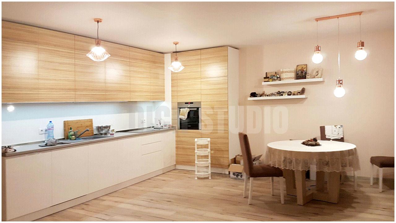 Apartment interior design, Varna