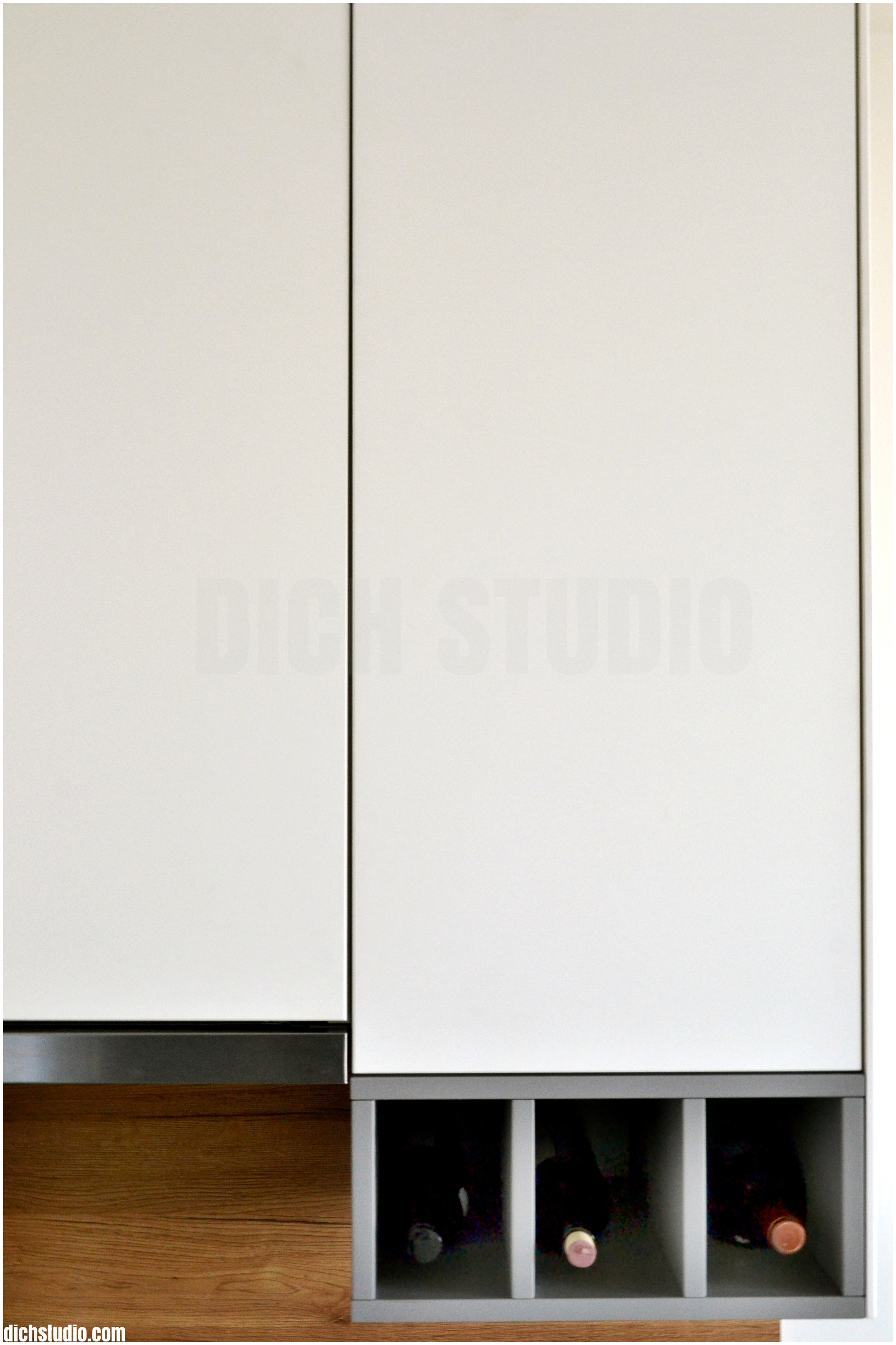 Детайл кухня бяло София