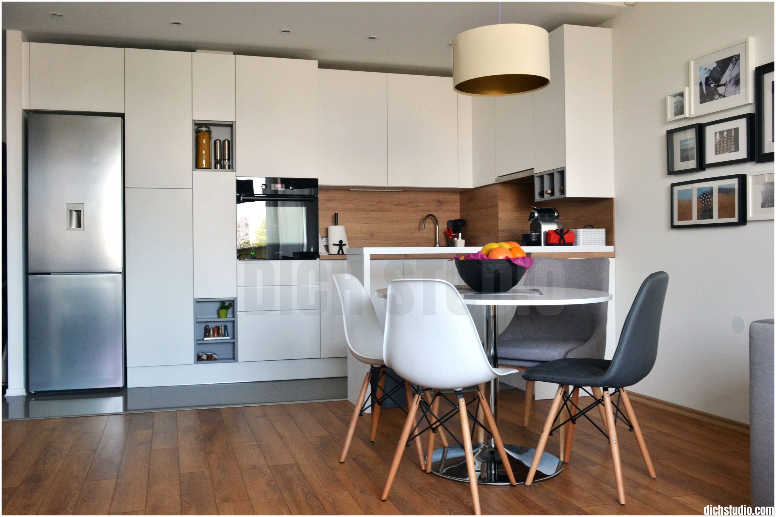 Design interior kitchen Sofia