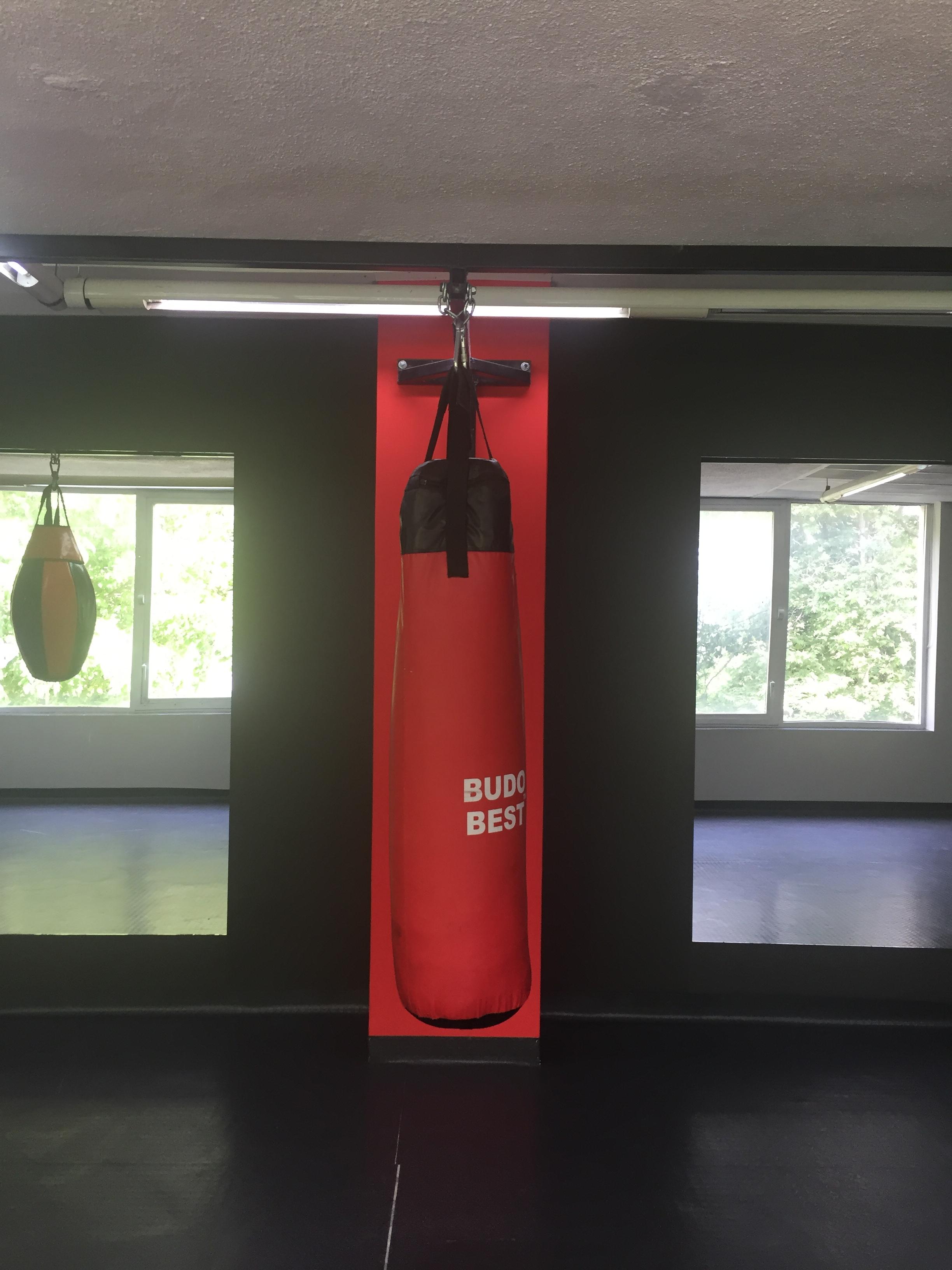 Fight club design in red, Vratsa