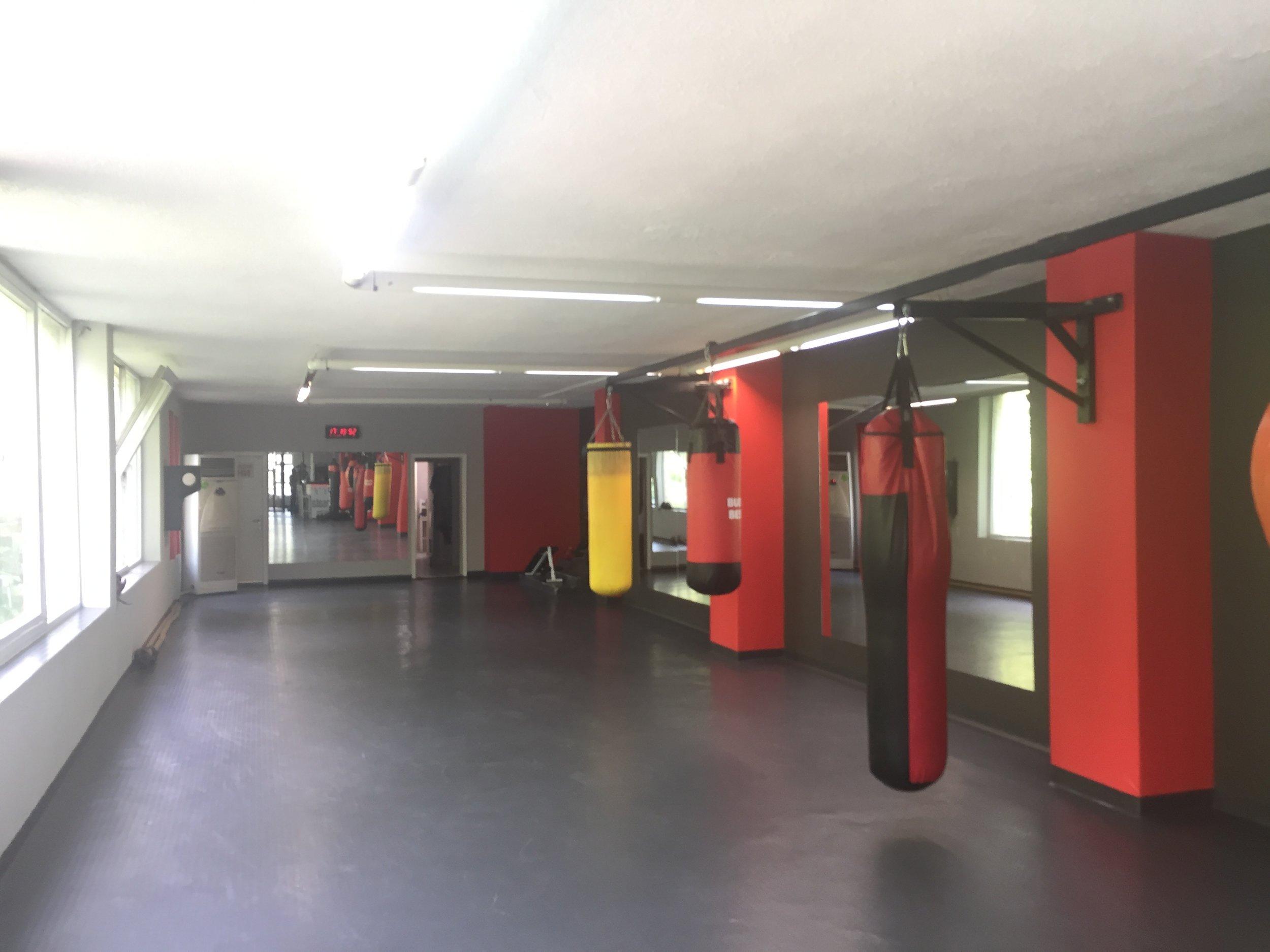 Fight club design SIla, Vratsa