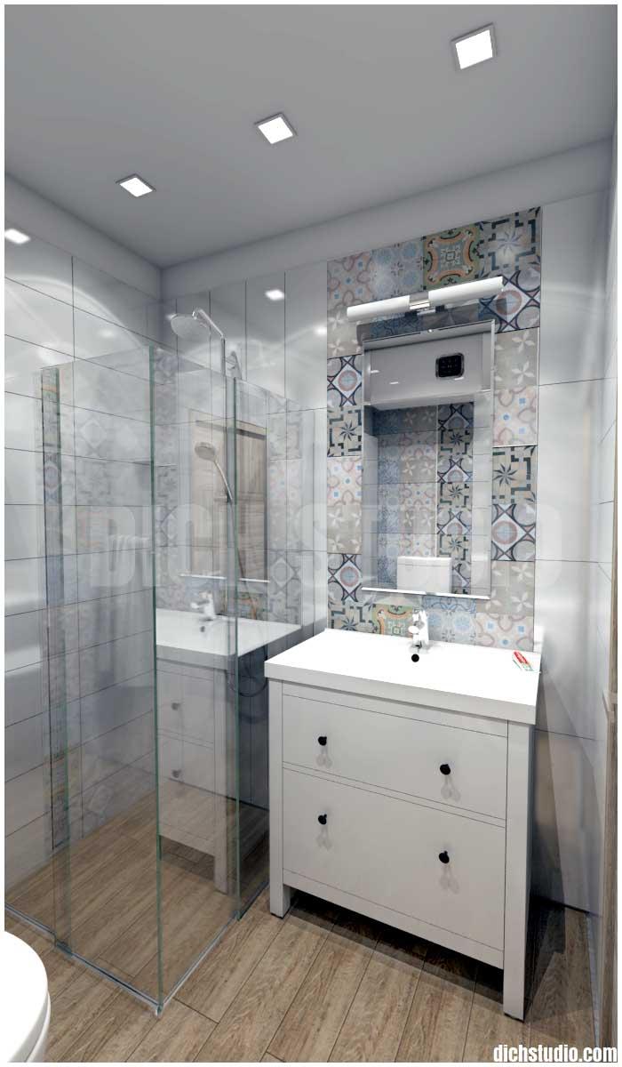 вариант баня за гости
