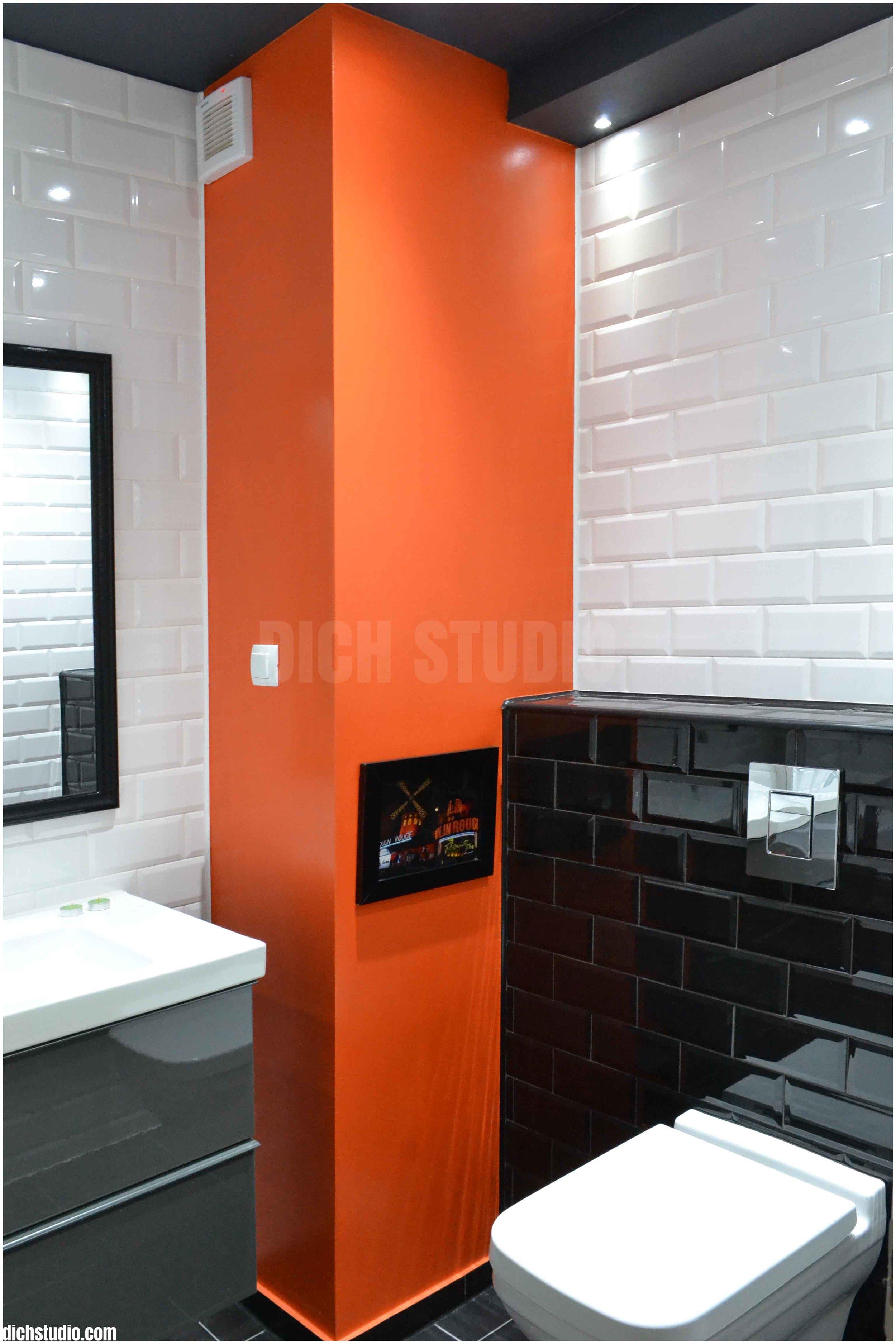 Bathroom design - completed work