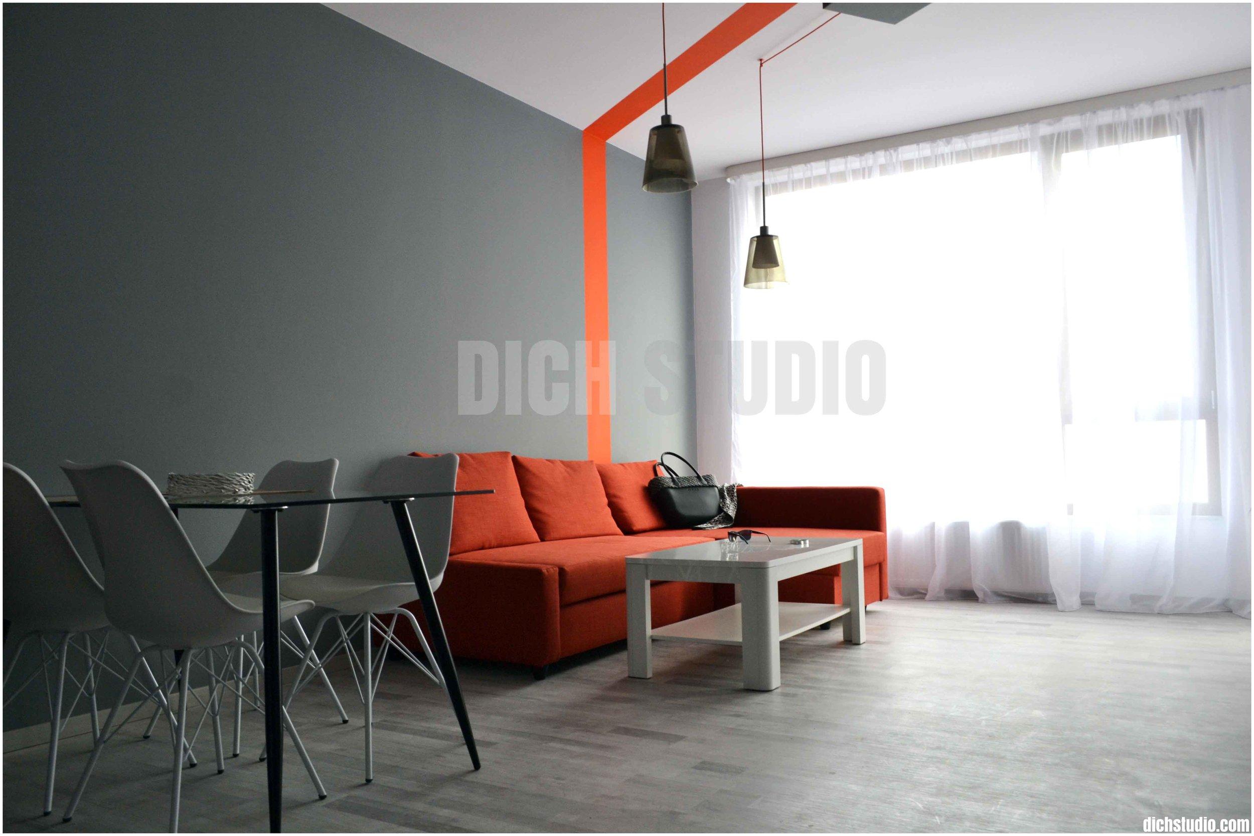 Completed work - interior design - living room detail
