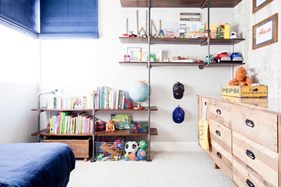 Етажерки детска стая