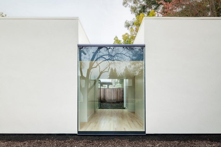 Къща в Пало Алто, Калифорния;  архитект AJ-A; Фото:Lucas Fladzinski