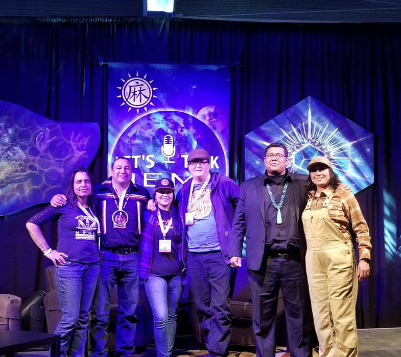 Indigenous Hemp Panel  NoCo Hemp Expo 2018 https://nocohempexpo.com/