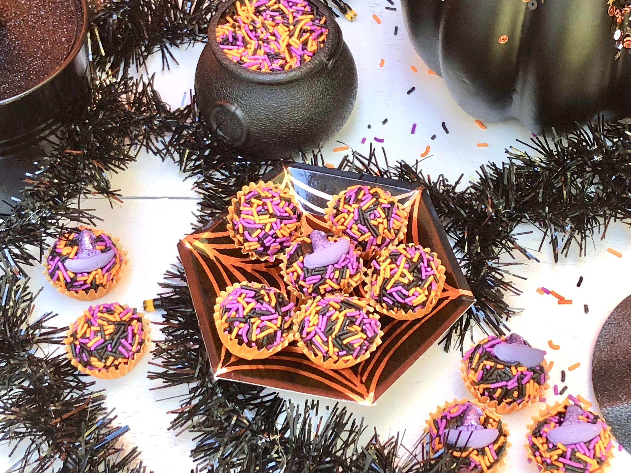 halloween candy  simply brigadeiro