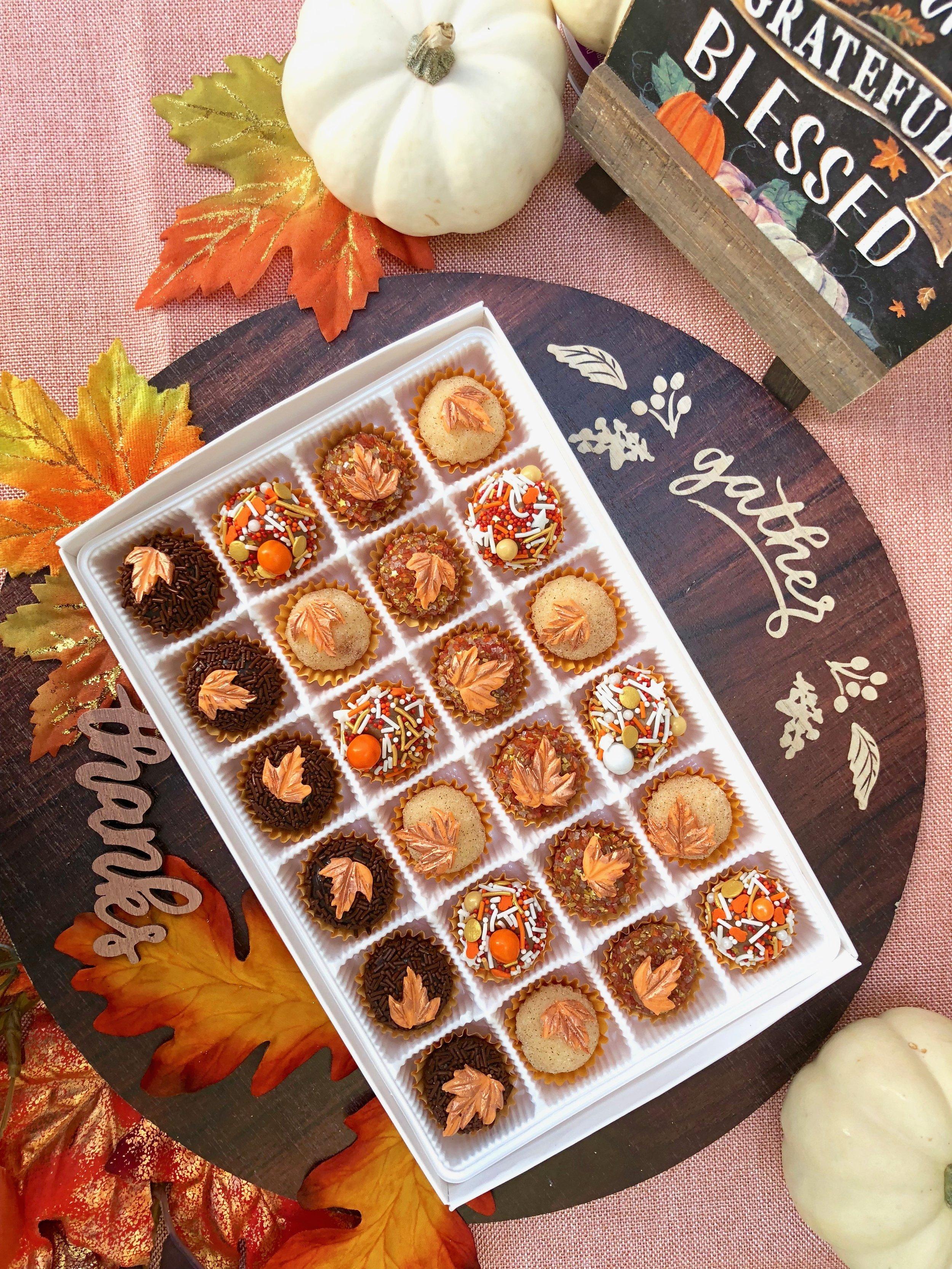 Thanksgiving Brigadeiro
