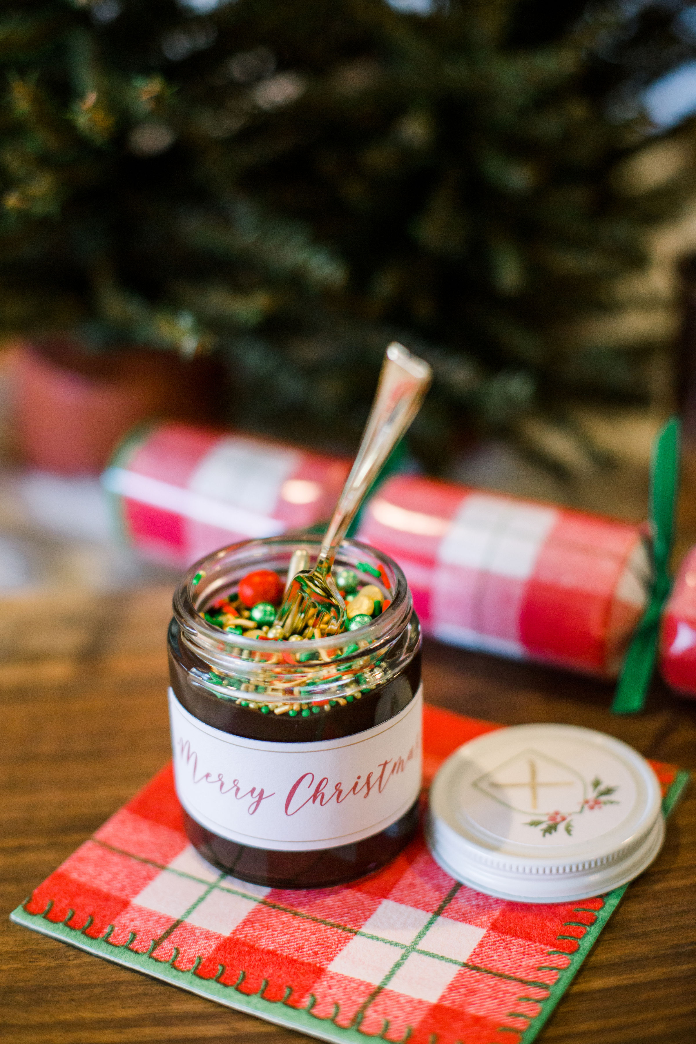 Brigadeiro Jars – Simply Brigadeiro – Holiday Party Inspiration
