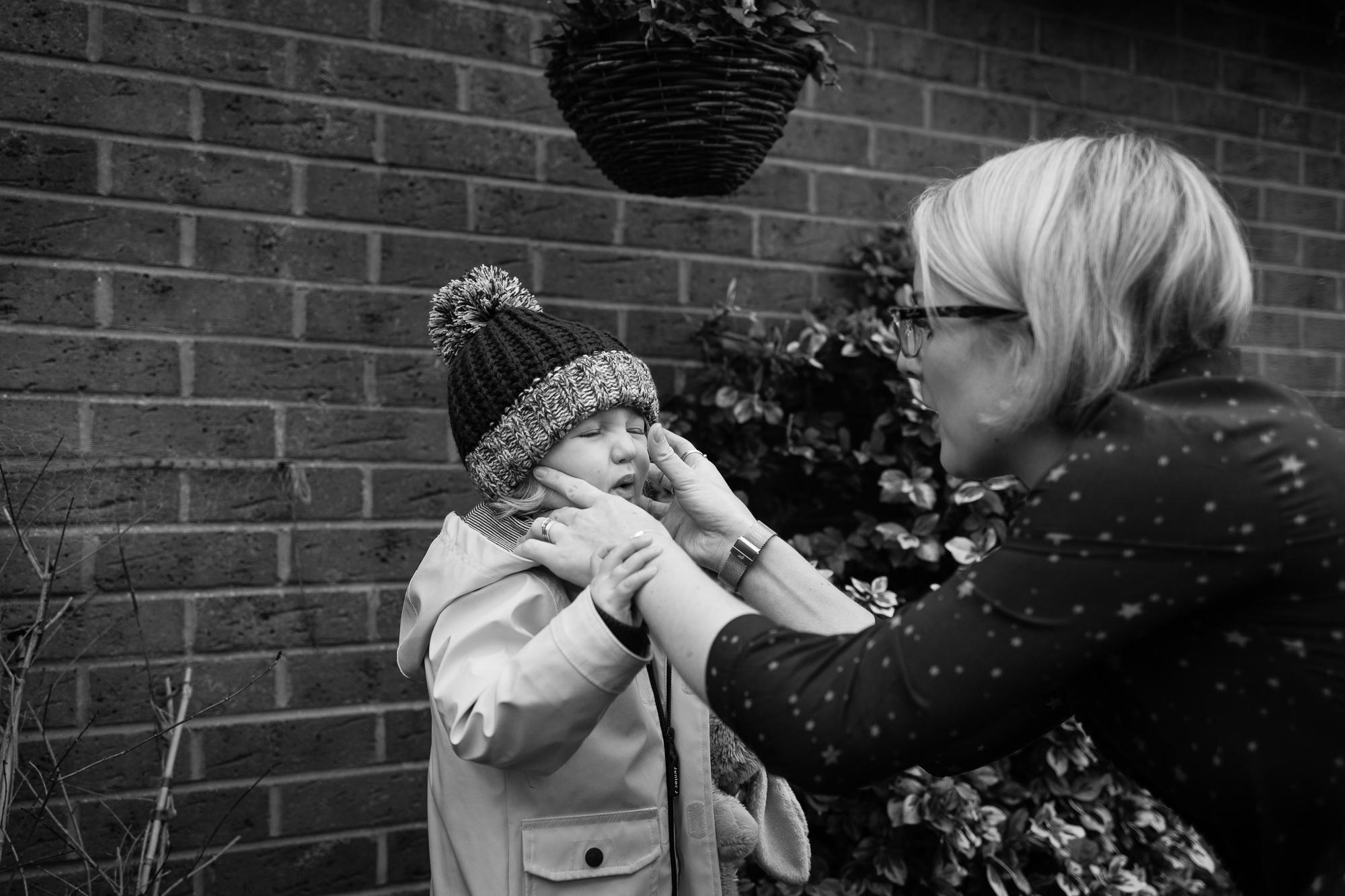 Alice Chapman Photography real life motherhood family photos Cambridge