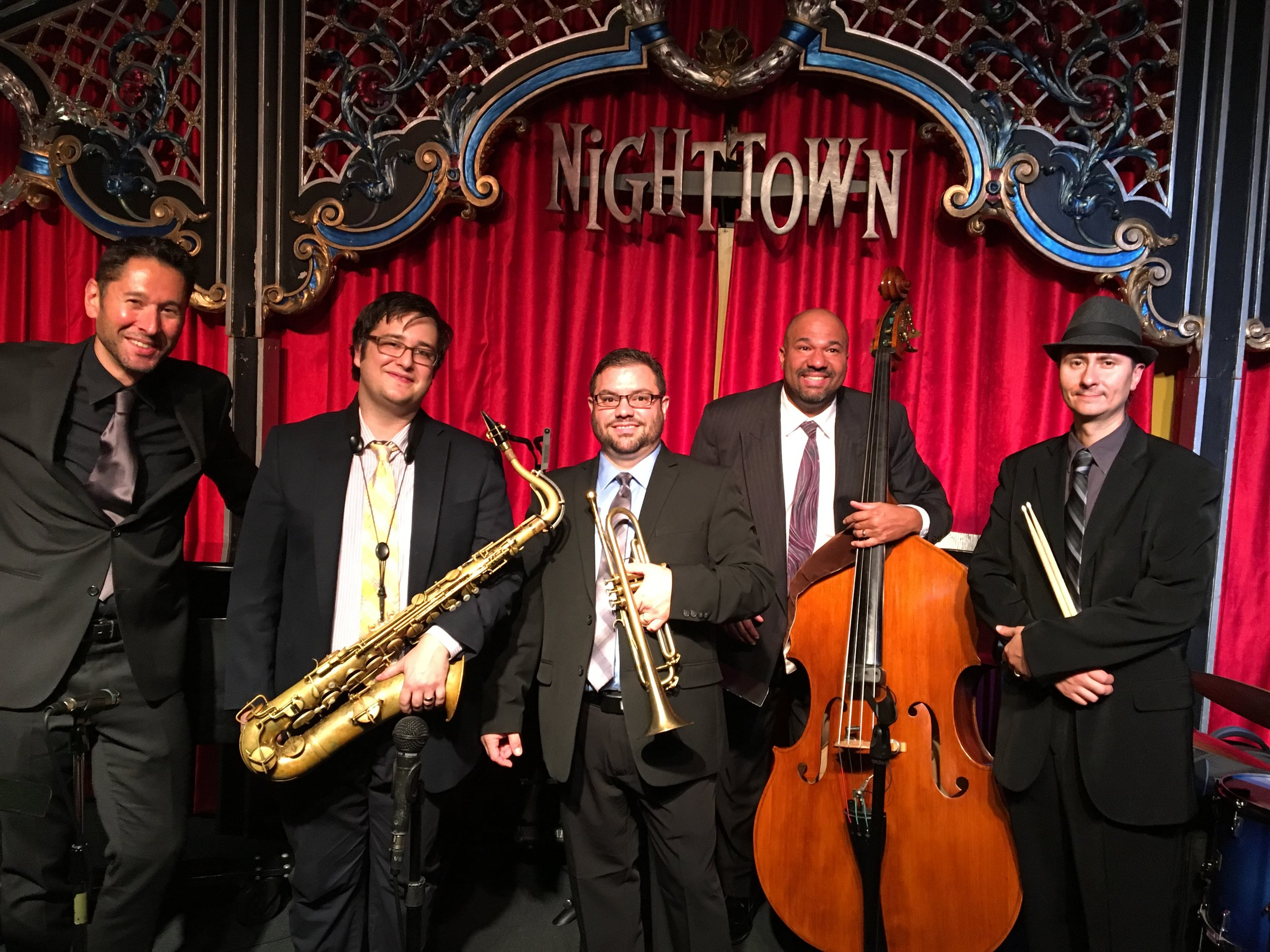 Music of Kenny Dorham/Blue Mitchell, Nighttown 2016