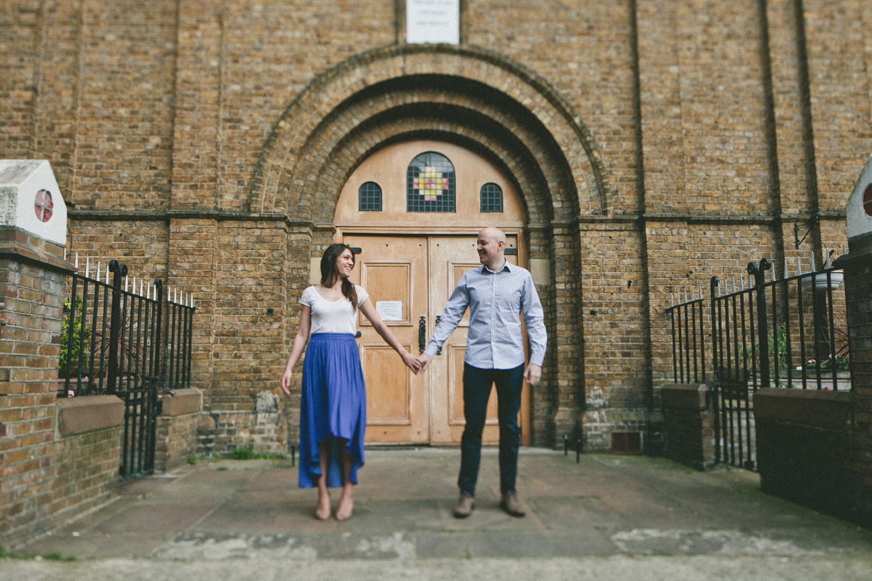 An Engagement Shoot - Because there's no other time in your life quite like being engaged. Capture it while it's here - you'll be surprised just how beautiful love in every day life can be.