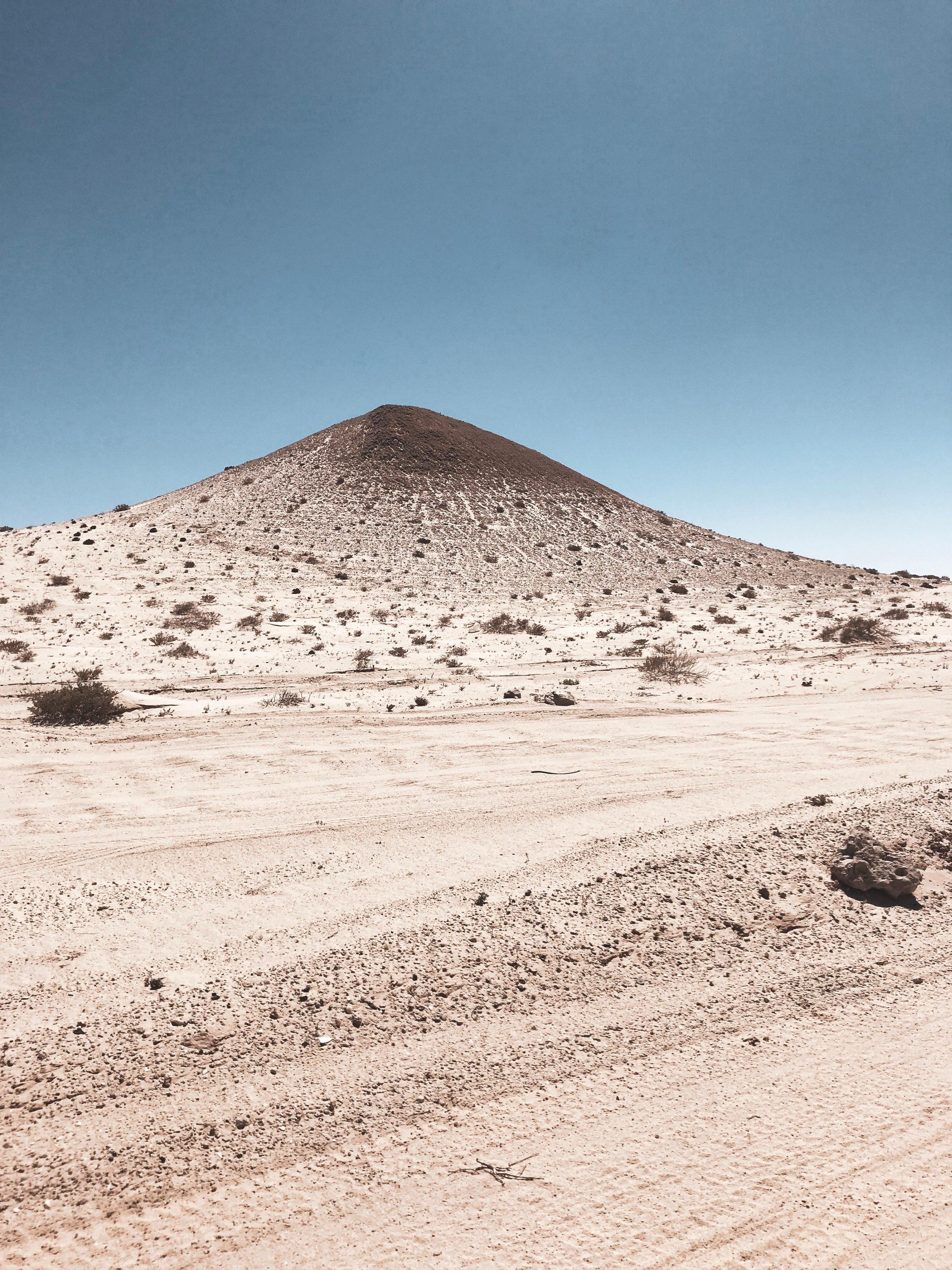 Western Sahara sand dunes by SIXFOUR