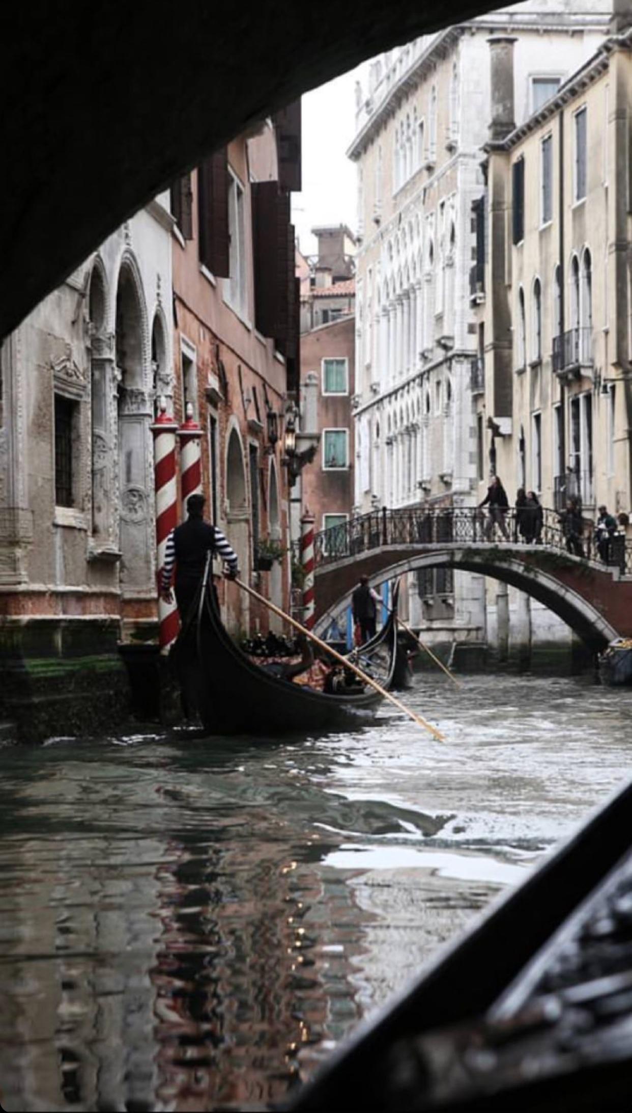 Venice by E J Maxwell