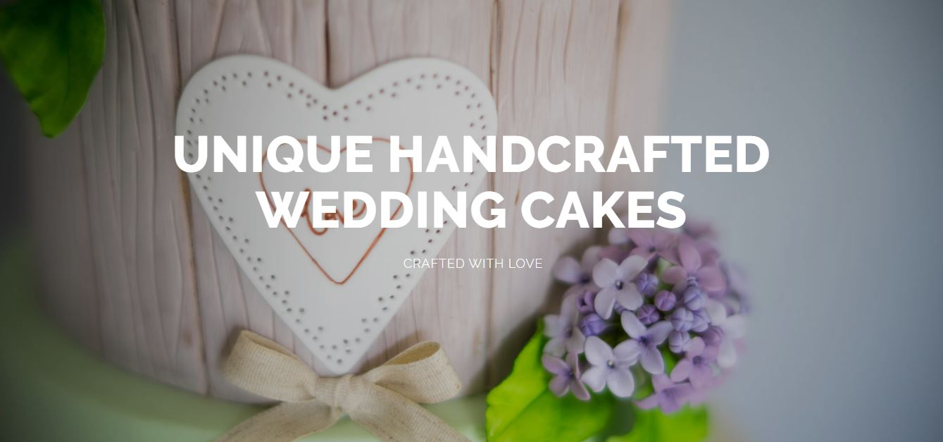 Wedding cakes in Cheltenham - The Cotswold Cake Kitchen