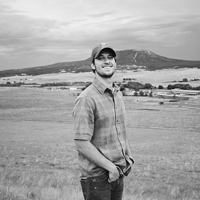 Caleb Voth, Producer   Caleb is the middle son of Jeff Voth. He works as the marketing and creative director for Cavetime. He has a Bachelors' Degree in Business Marketing & Management. Along with playing and writing music, Caleb enjoys hunting, backpacking, and riding his motorcycle.