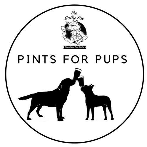 This Friday, Saturday, and Sunday at Salty Fox we are collecting donations --and-- donating $1 for every Bud Light draft you buy to the Forgotten Dogs of the 5th Ward.