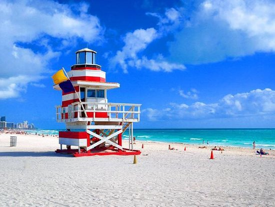 """Let's go to South Beach! - All details in the """"Buy Tickets"""" button."""