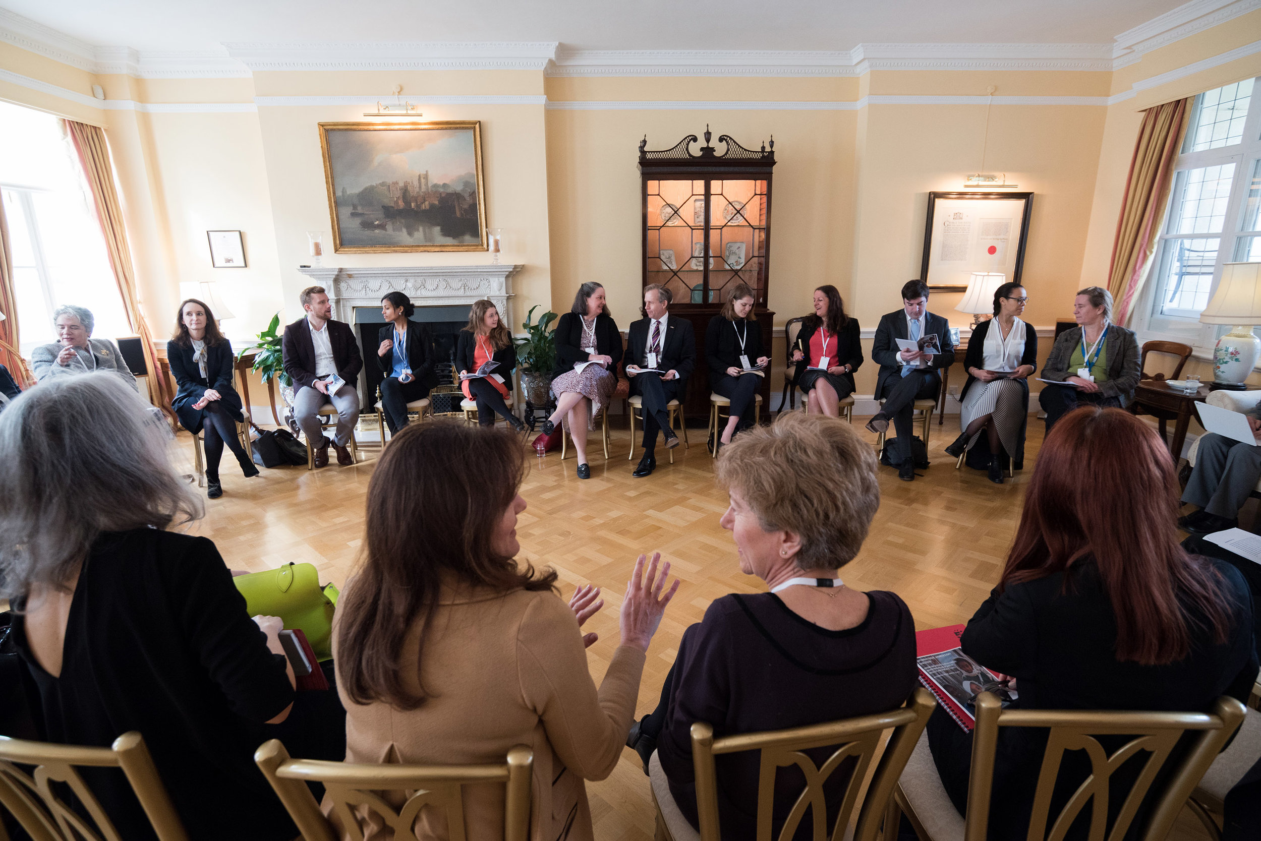 ICRW - Advancing gender equality