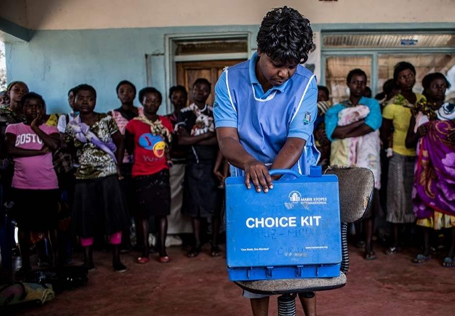 MSI - Partnerships to improvewomen's health