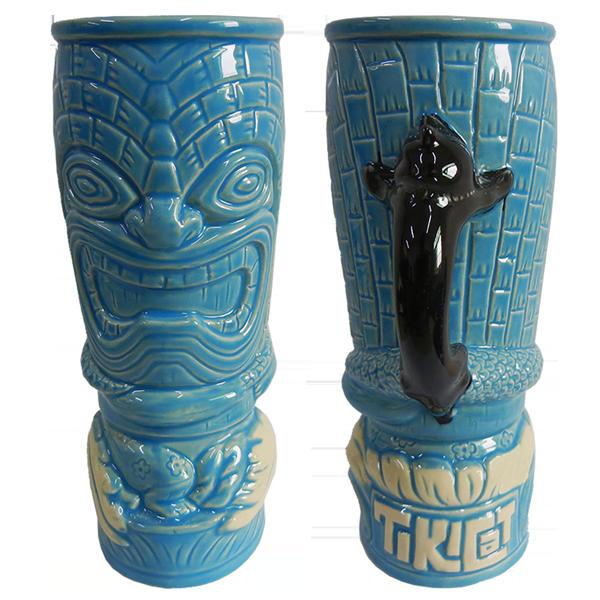 BLUE HANDLED MUG ($35)
