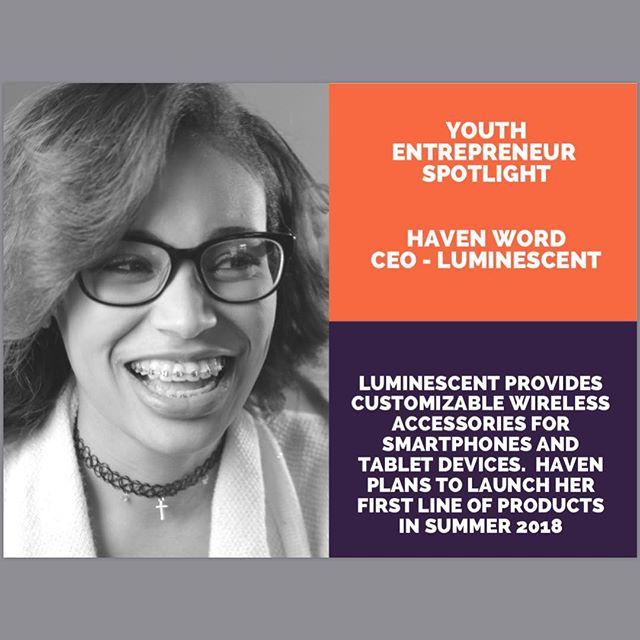 Support Youth Entrepreneurs!! #OV #youth #entrepreneurship 💪🏾💪🏾💯