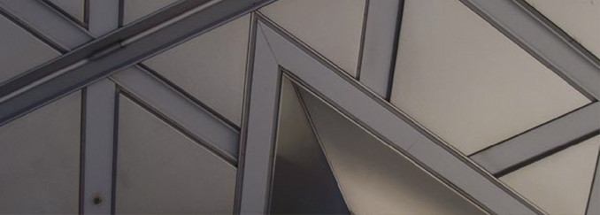 AC210 Lay-In Flat, Tegular Edged Metal Ceiling System