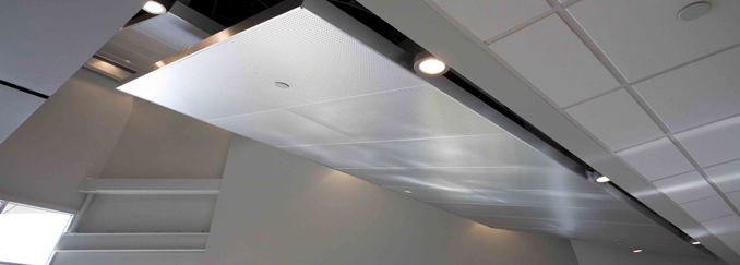 AC760 Metal Corrugated Wall Panel System  Learn More