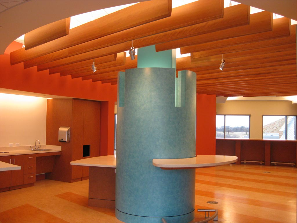 ACGI Architectural Components Group Inc wood baffle systems