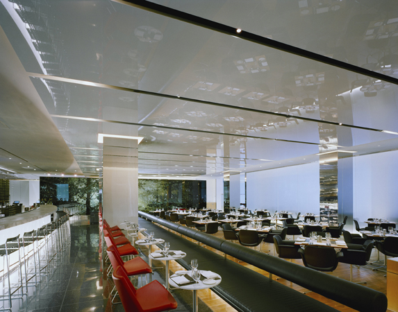 Newmat stretch ceiling systems