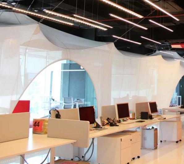 Newmat stretch ceiling systems newmat mesh