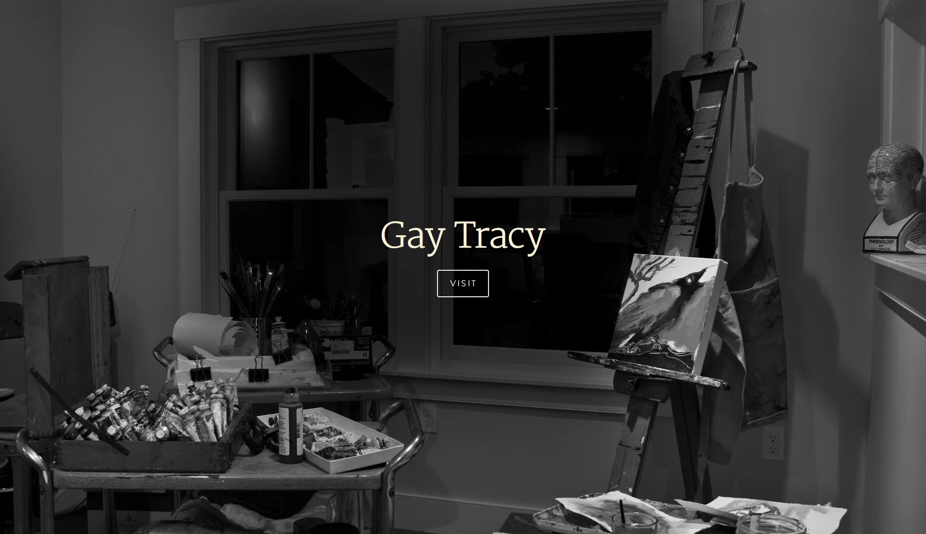 GAY TRACY - painter