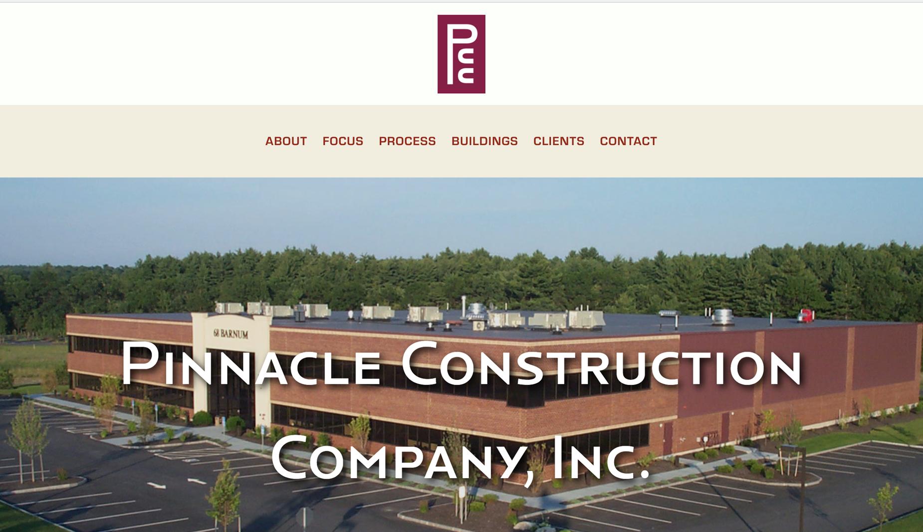 PINNACLE CONSTRUCTION - contractor