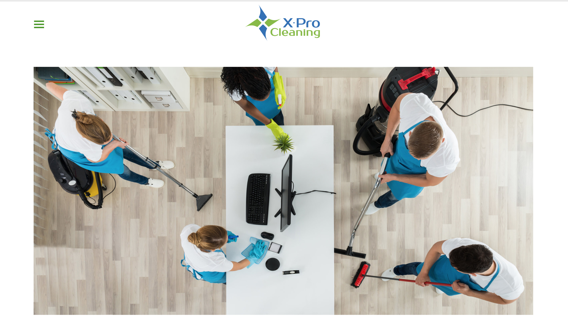 XPRO CLEANING - maintenance