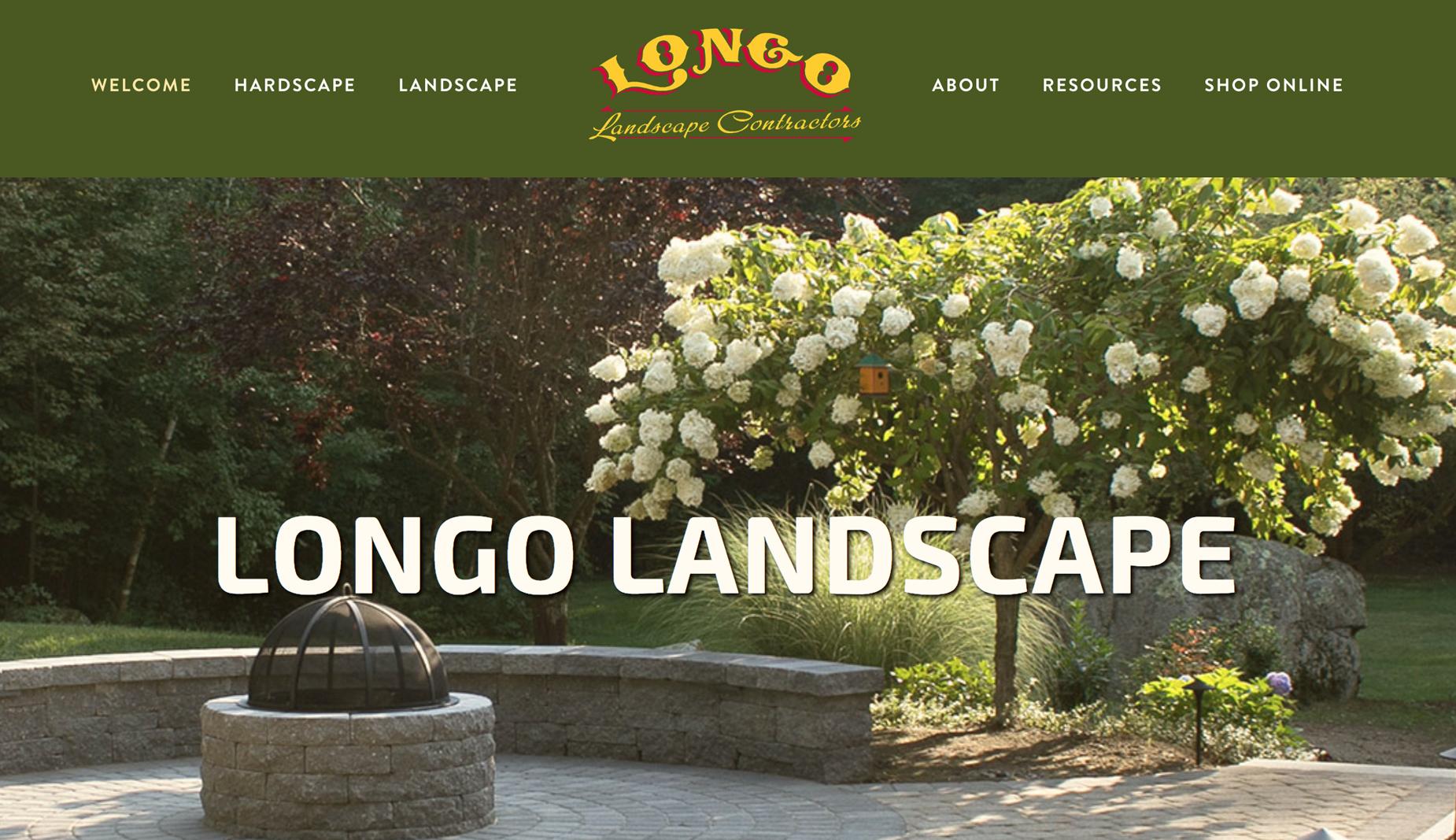 LONGO LANDSCAPE - construction