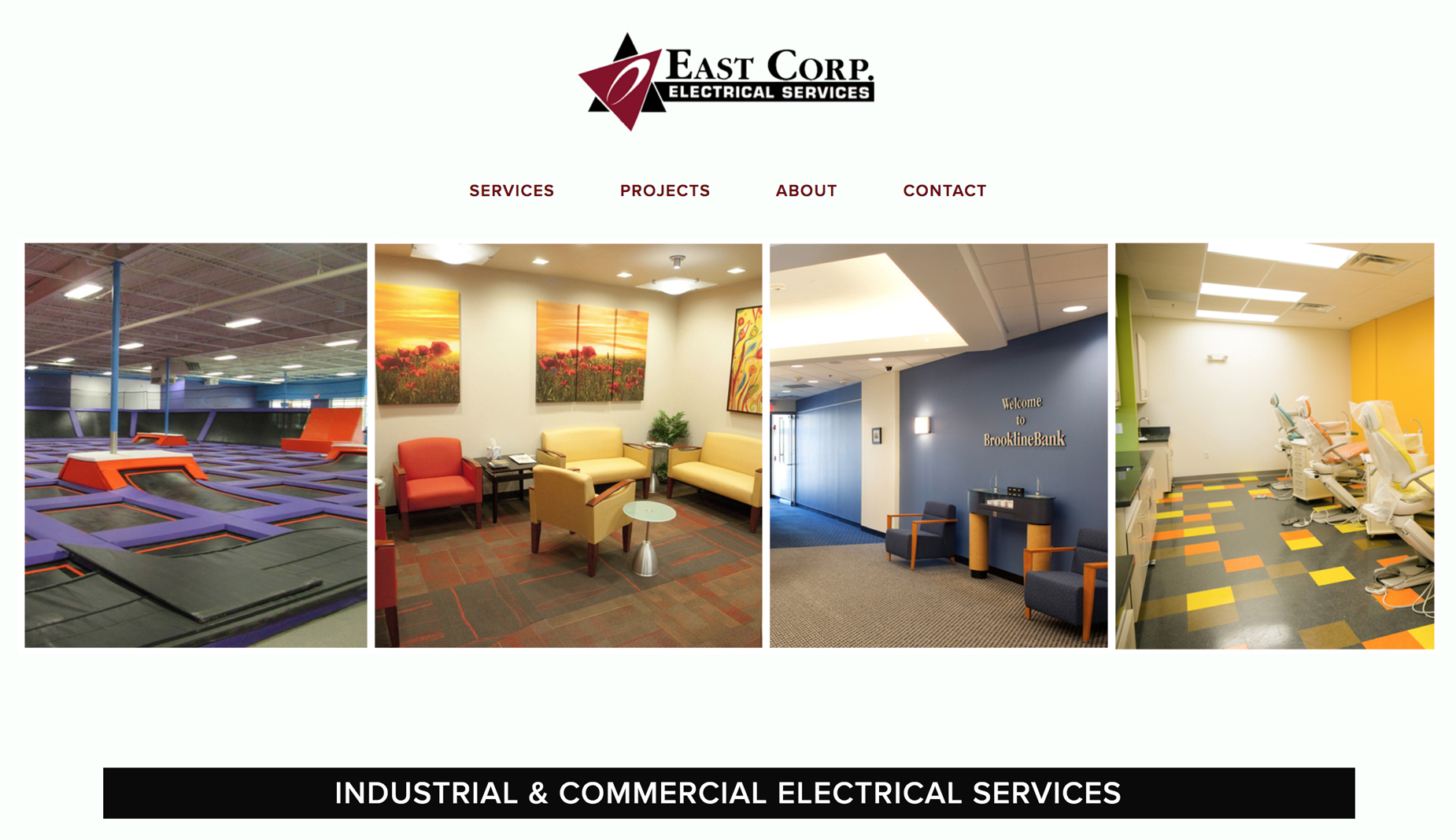 EAST ELECTRICAL - construction
