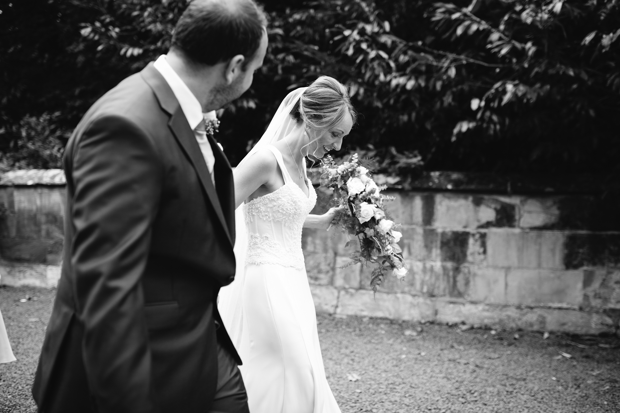 JAMES + NICOLA // MARQUEE AT HOME WEDDING