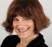 Stacy Dymalski on a good hair day
